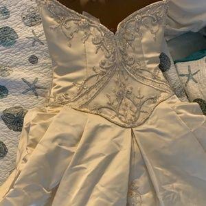 Piccione Dresses - Piccione Wedding gown